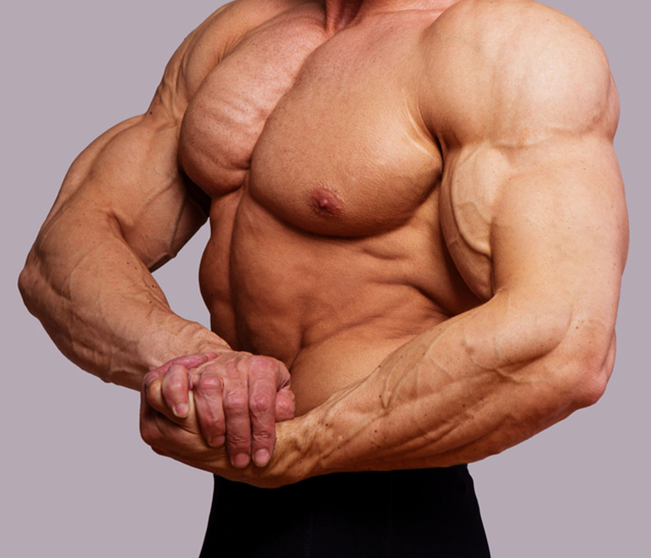 a chest routine that works   hardgainer